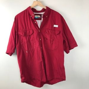 Magellan Outdoor Fish Gear Button down shirt XL